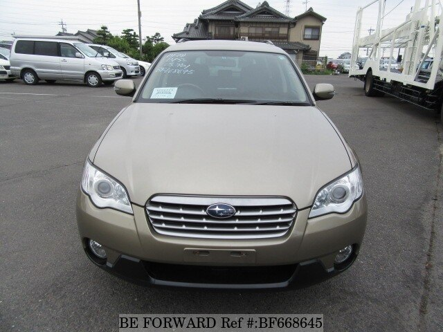 used 2007 subaru outback 2 5i l style dba bp9 for sale bf668645 be forward. Black Bedroom Furniture Sets. Home Design Ideas