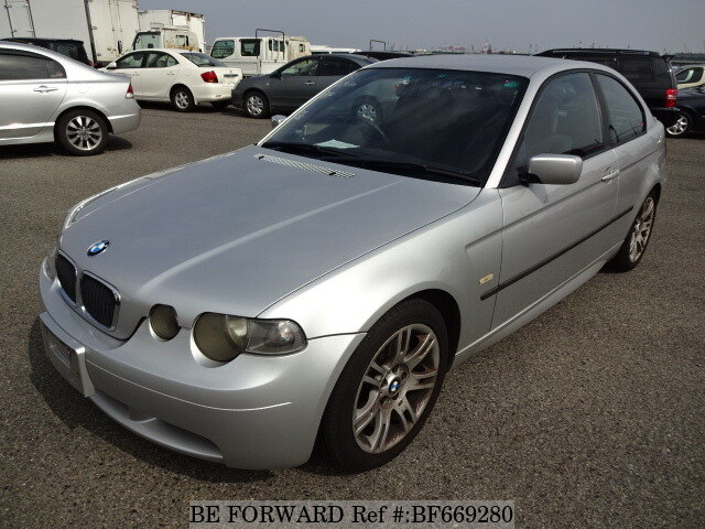 Used 2003 BMW 3 SERIES 316TI/GH-AT18 for Sale BF669280 - BE FORWARD