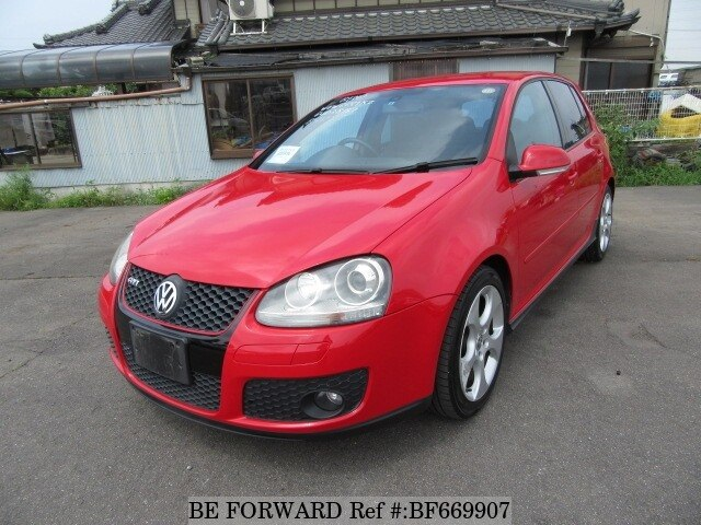 Used 2006 VOLKSWAGEN GOLF GTI BF669907 for Sale