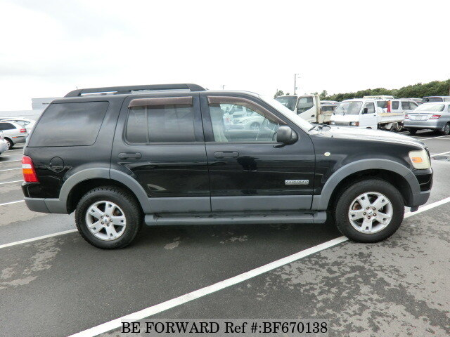 Used 2006 Ford Explorer Xlt Gh 1fmeu74 For Sale Bf670138