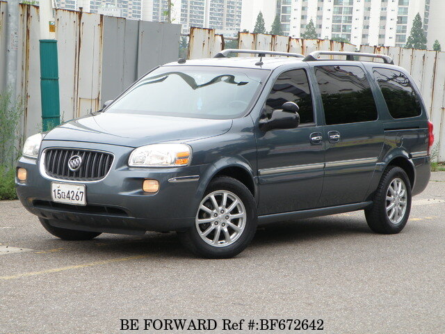 Used 2005 gm buick terraza cxl for sale bf672642 be forward used 2005 gm buick terraza bf672642 for sale fandeluxe Choice Image