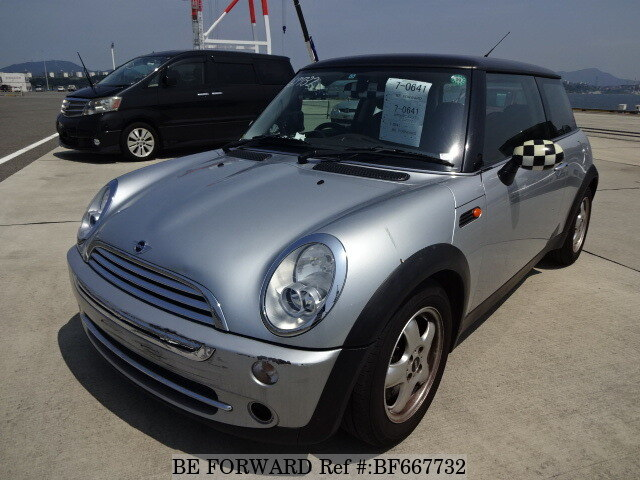 Used 2005 Bmw Mini Bf667732 For Image
