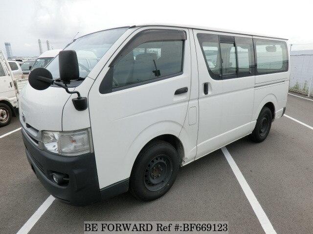 used 2008 toyota regiusace van long dx cbf trh200v for sale bf669123 rh sp beforward jp Toyota Townace Toyota Townace