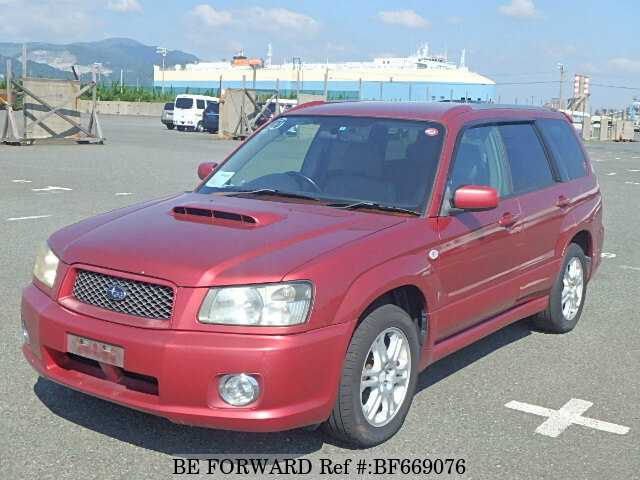 used 2003 subaru forester cross sports ta sg5 for sale bf669076 be forward. Black Bedroom Furniture Sets. Home Design Ideas