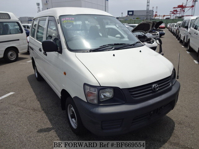 Used 2006 Toyota Liteace Van Dx Gk Kr42v For Sale Bf669554 Be Forward Dvr Wiring Diagrams Kr42 Diagram: Toyota Townace Wiring Diagram At Jornalmilenio.com