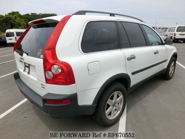 used 2005 volvo xc90 2 5t cba cb5254aw for sale bf670552 be forward. Black Bedroom Furniture Sets. Home Design Ideas