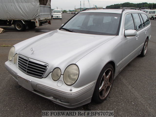 About This 2001 MERCEDES BENZ E Class (Price:$21)