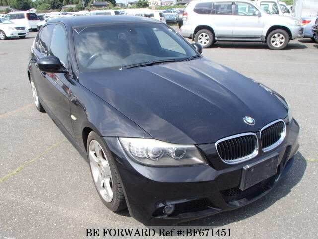Used 2010 Bmw 3 Series 320i M Sports Aba Va20 For Sale Bf671451 Be