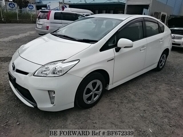 used 2012 toyota prius l daa zvw30 for sale bf672339 be forward. Black Bedroom Furniture Sets. Home Design Ideas