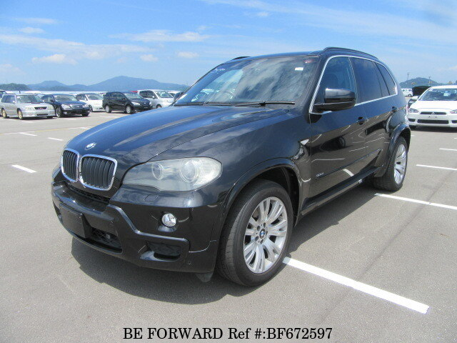 Used 2008 Bmw X5 3 0si M Sports Package Aba Fe30 For Sale Bf672597