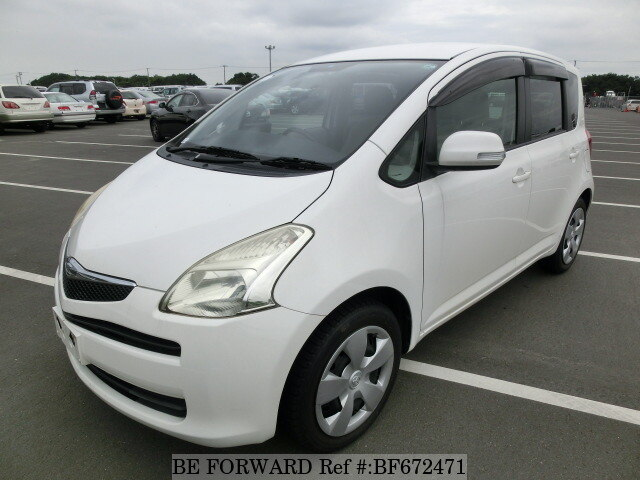 Used 2007 TOYOTA RACTIS BF672471 for Sale