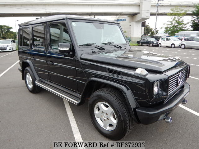 used 2002 mercedes benz g class g320 l gh 463245 for sale. Black Bedroom Furniture Sets. Home Design Ideas