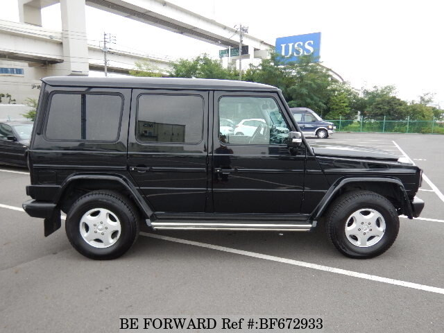Used 2002 mercedes benz g class g320 l gh 463245 for sale for 2002 mercedes benz g class