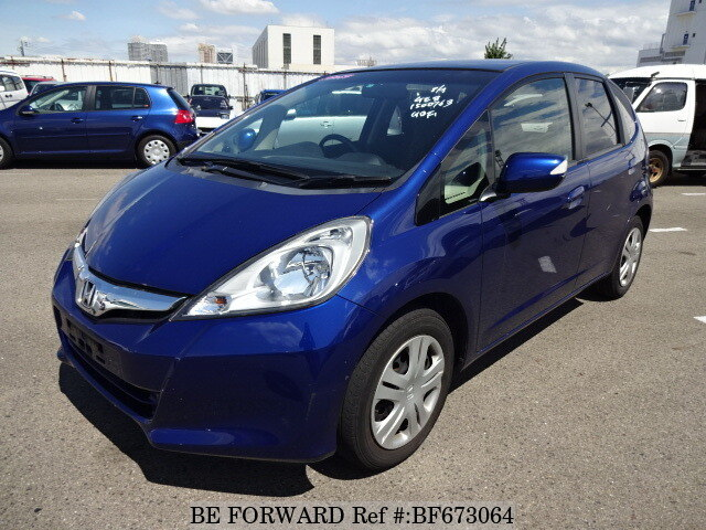 used 2010 honda fit x dba ge8 for sale bf673064 be forward