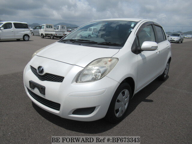 used 2007 toyota vitz f dba scp90 for sale bf673343 be forward rh beforward jp 2017 Toyota Vitz 2017 Toyota Vitz