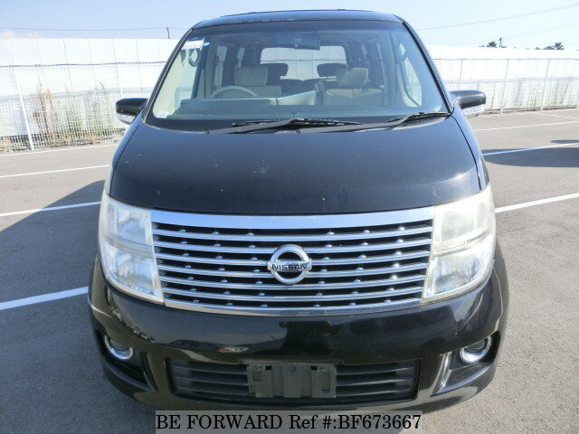 Used 2006 NISSAN ELGRAND/CBA-E51 for Sale BF673667 - BE FORWARD