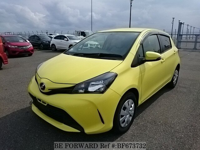 Used 2014 TOYOTA VITZ BF673732 for Sale