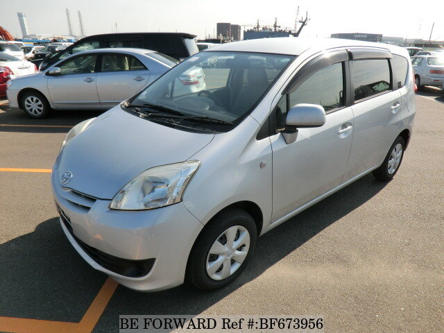 Used 2009 TOYOTA PASSO SETTE BF673956 for Sale