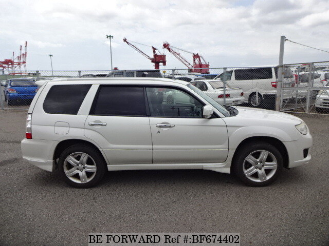 used 2006 subaru forester 2 0x new air break cba sg5 for sale bf674402 be forward. Black Bedroom Furniture Sets. Home Design Ideas