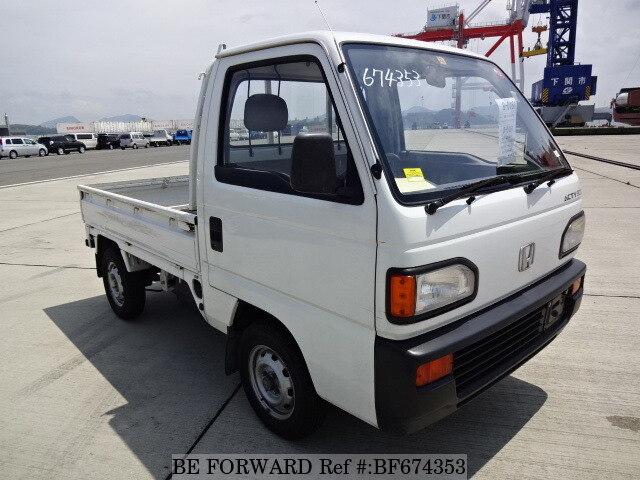 used 1991 honda acty truck v ha3 for sale bf674353 be forward. Black Bedroom Furniture Sets. Home Design Ideas