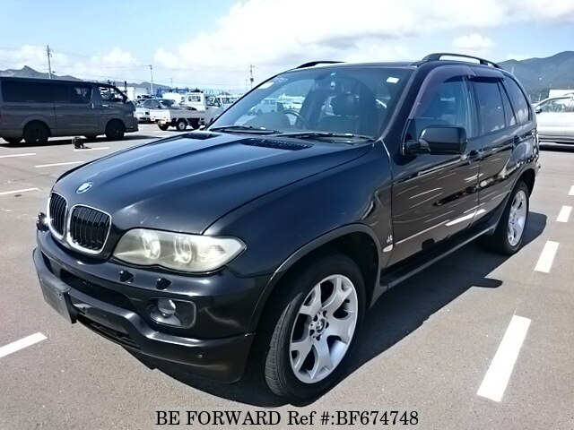 Used 2006 BMW X5GHFB44N for Sale BF674748  BE FORWARD