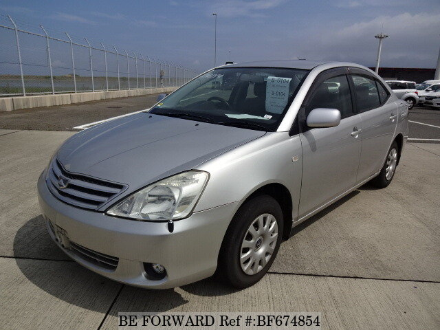 Used 2004 TOYOTA ALLION BF674854 for Sale