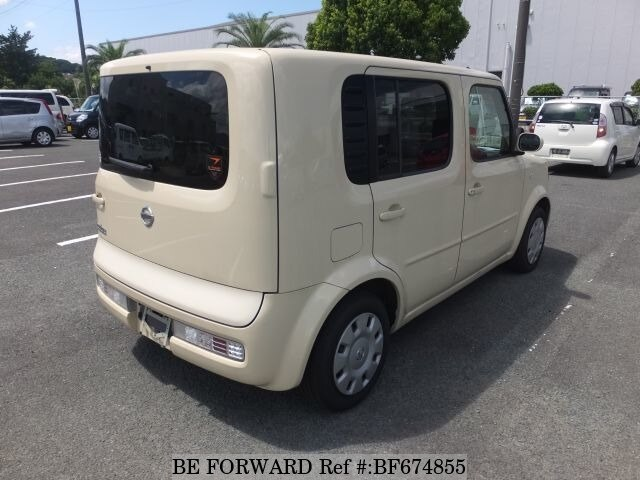 2007 nissan cube dba yz11 d 39 occasion en promotion bf674855 be forward. Black Bedroom Furniture Sets. Home Design Ideas
