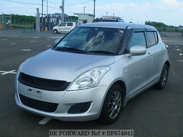 Used 2012 SUZUKI SWIFT BF674841 for Sale