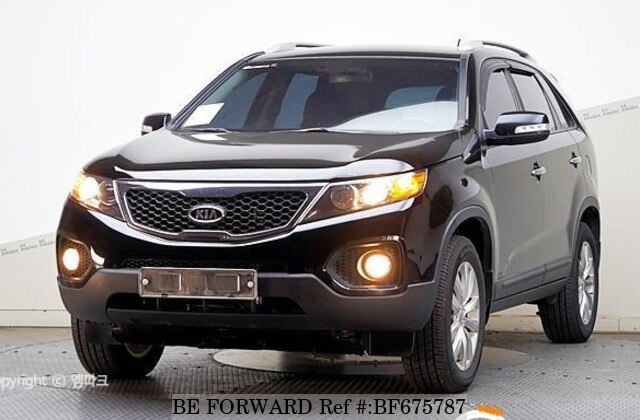 used 2010 kia sorento tlx for sale bf675787 be forward. Black Bedroom Furniture Sets. Home Design Ideas