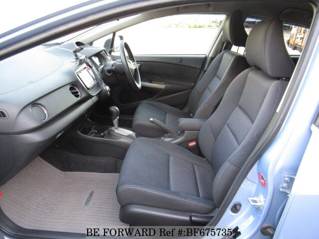 used 2010 honda insight daa ze2 for sale bf675735 be forward. Black Bedroom Furniture Sets. Home Design Ideas