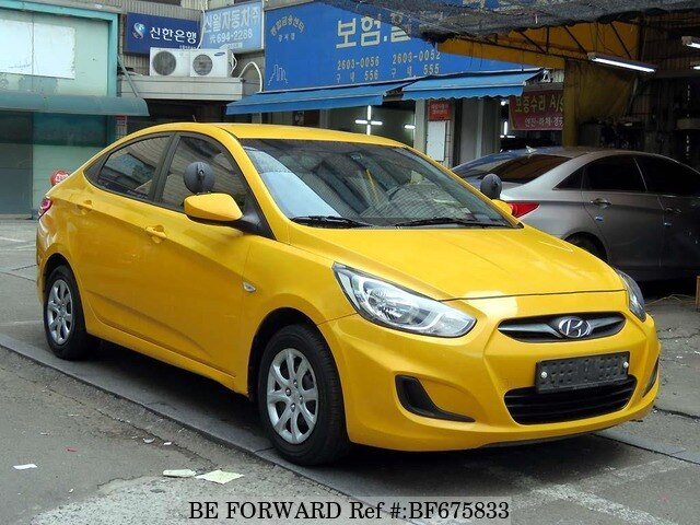 2011 Hyundai Accent >> Used 2011 Hyundai Accent Se For Sale Bf675833 Be Forward