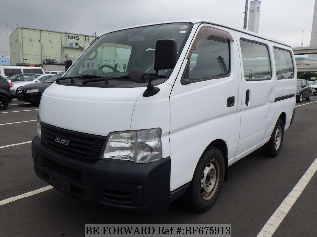 Used 2005 ISUZU COMO BF675913 for Sale