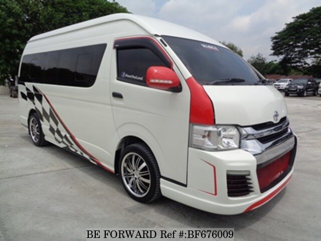 used 2017 toyota hiace commuter 3 0 kdh223r lemdyt for sale bf676009 be forward. Black Bedroom Furniture Sets. Home Design Ideas