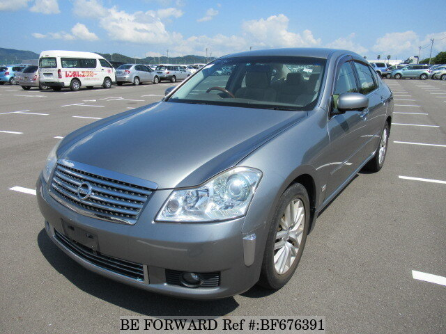 Used 2004 NISSAN FUGA BF676391 for Sale