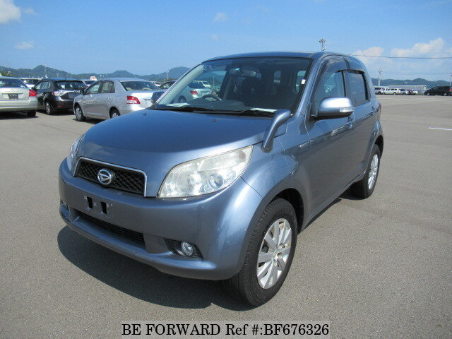 Used 2006 DAIHATSU BE-GO BF676326 for Sale