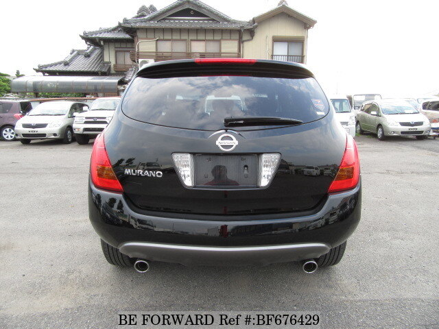2004 nissan murano 350xv four cba pnz50 d 39 occasion en. Black Bedroom Furniture Sets. Home Design Ideas