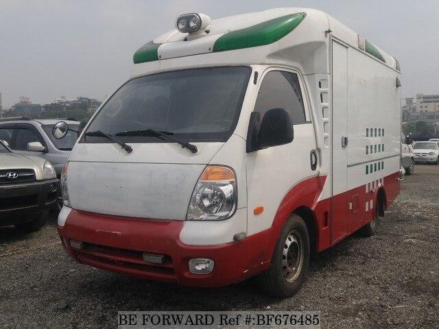 Ambulance For Sale >> Used 2010 Kia Bongo 3 Ambulance For Sale Bf676485 Be Forward
