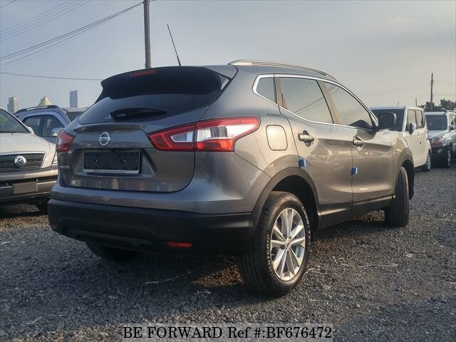 Used 2015 Nissan Qashqai For Sale Bf676472 Be Forward