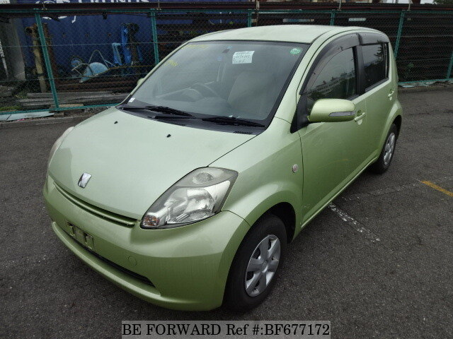 Used 2005 TOYOTA PASSO BF677172 for Sale
