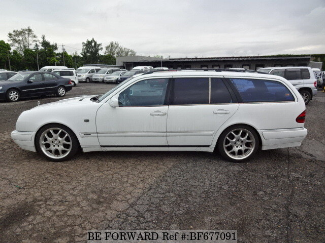 Used 1998 mercedes benz e class station wagon e320 e for Mercedes benz e320 wagon