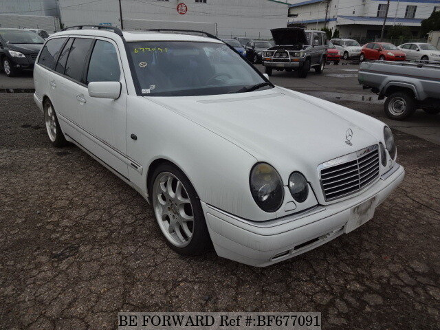 Used 1998 mercedes benz e class station wagon e320 e for Used mercedes benz station wagons for sale