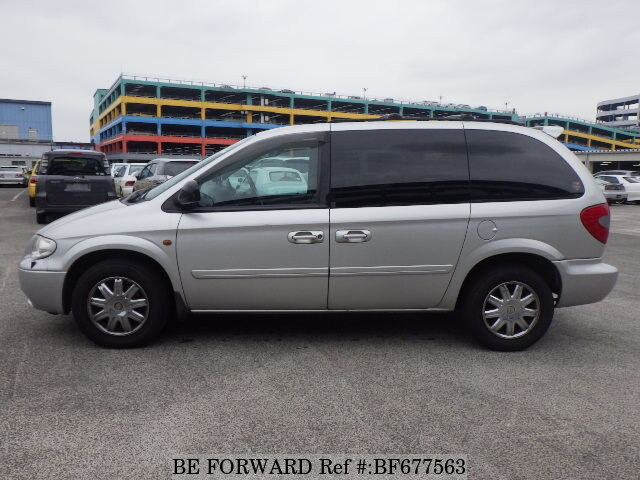 2007 chrysler voyager lx aba rg33s d 39 occasion en promotion. Black Bedroom Furniture Sets. Home Design Ideas