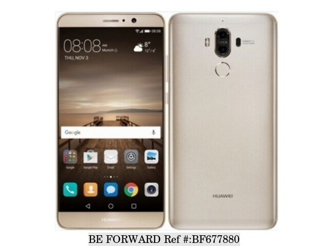 New 2016 HUAWEI MATE9 Huawei MATE9/MATE9-GOLD for Sale ...