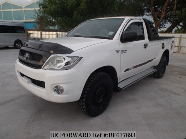 2010 toyota hilux 2 7j standard tgn16r trmdkt d 39 occasion en promotion bf677893 be forward. Black Bedroom Furniture Sets. Home Design Ideas