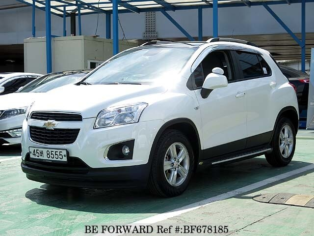 used 2015 chevrolet trax for sale bf678185 be forward. Black Bedroom Furniture Sets. Home Design Ideas