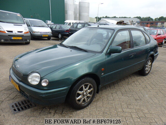 Used 1999 TOYOTA COROLLA BF679125 For Sale