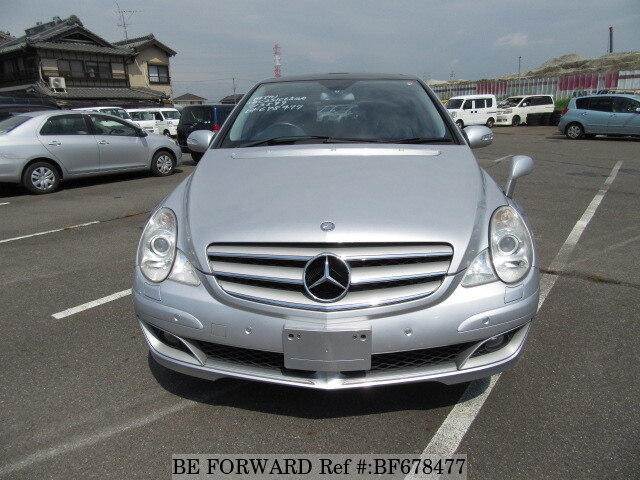 Used 2006 mercedes benz r class r350 4matic sports package for 2006 mercedes benz r class r350