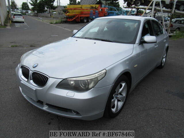 Used 2004 BMW 5 SERIES BF678463 for Sale