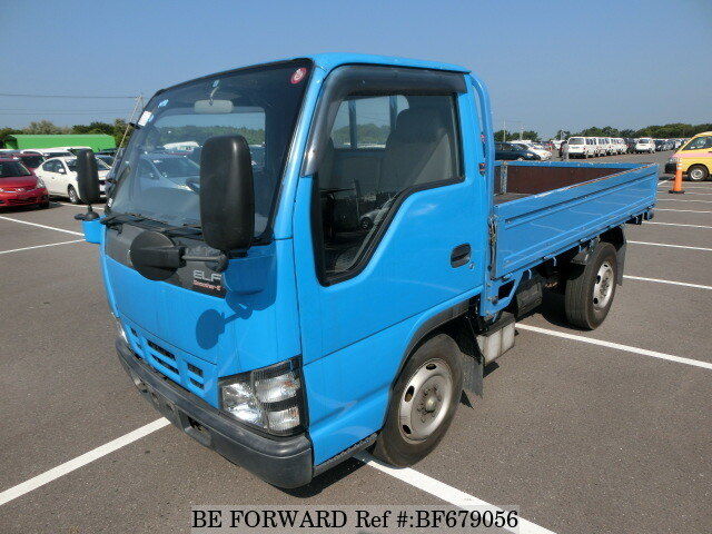 Used 2006 ISUZU ELF TRUCK BF679056 for Sale