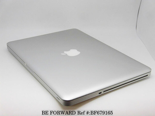 2011 apple used macbook pro macbookpro d 39 occasion en. Black Bedroom Furniture Sets. Home Design Ideas
